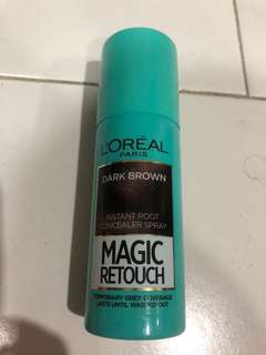 L'Oréal Magic Retouch Dark Brown