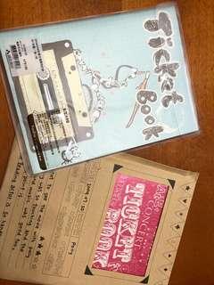 Ticket book 戲票,演唱會票書本