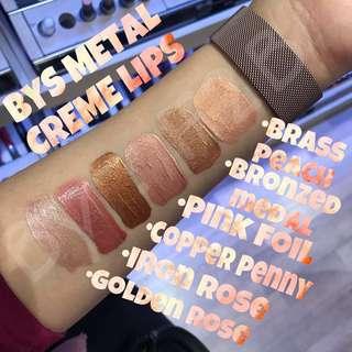 Bys metalic lips