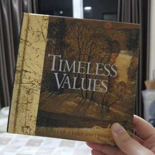 Gift Book International Timeless Values by Helen Exley