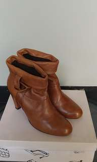 Rotelli Leather Boots