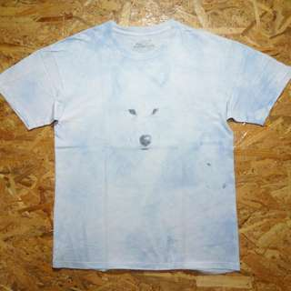 T-shirt The Mountain White Wolf Moon