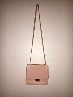 Pastel Pink Side bag
