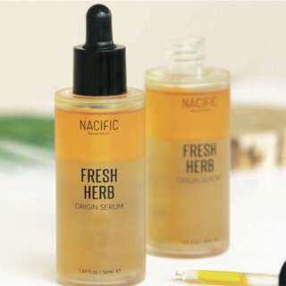 NACIFIC Natural Pacific Fresh Herb Original Serum
