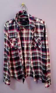 Preloved Forever 21 Flannel Shirt