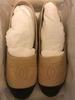 Chanel 鞋 100% new and real 有單 size 38