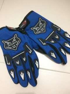 Glove escooter