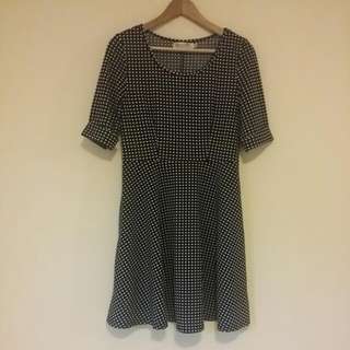 Polka Dress Size 12