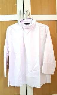 ATS The Label - Yeva White Top