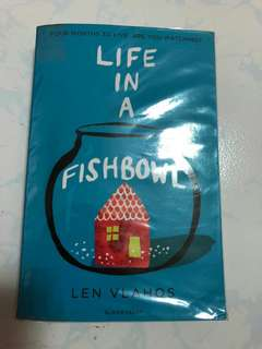 LIFE IN A FISHBOWL BOOK