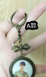 李準基 Lee Joon Gi 時光寶石鑰匙圈