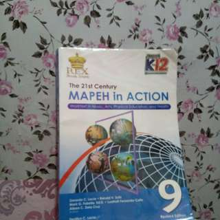 MAPEH in ACTION (G9)