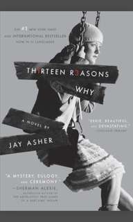 13 Reasons Why (ebook - epub)