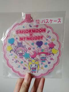 日本限量 Sailormoon x MyMelody 證件套