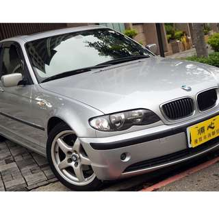寶馬/BMW,3-Series Sedan,2000cc,2004款