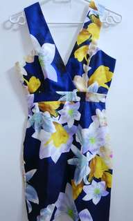 Dotti Flowery Dress size 6
