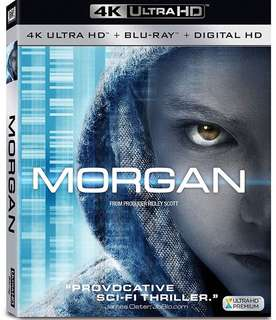 Morgan - 4K Ultra HD