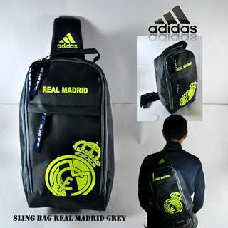 Real Madrid sling bag