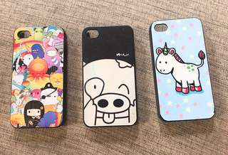 Casing iPhone 4s Super Cute