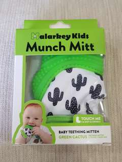 Malarkey Kids- Munch Mitt (Baby Teething Mitten)