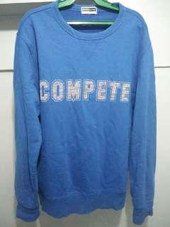 Giordano  Blue Compete Pullover