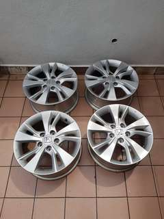 "HRV original 16"" rims for sale"