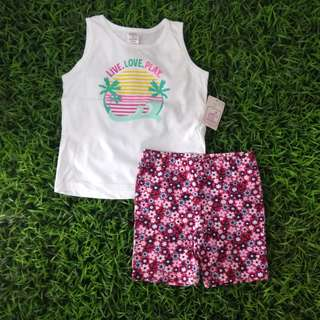 Love Play Flower Pants