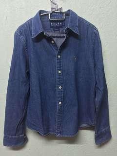 Ralph Lauren Blue Denim Jacket