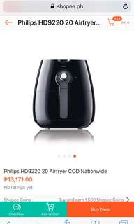 Bnew Philips Air Fryer