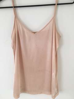 BABY PINK SINGLET