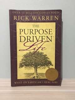 Book - The Purpose Driven Life