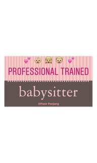 Professional Hourly Babysitting Service