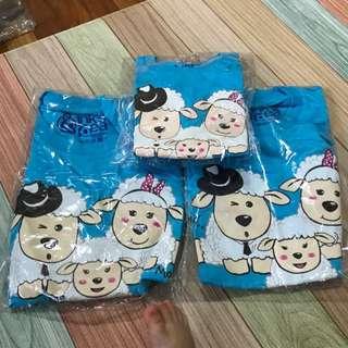 Family Tshirt (set of 3)