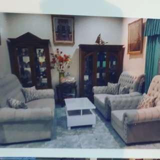 Sofa Tamu Kredit Tanpa DP