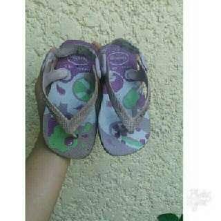 Authentic havaianas sandals