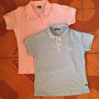 Bundle! Authentic Freego Polo Shirt