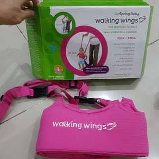WALKING WINGS PINK