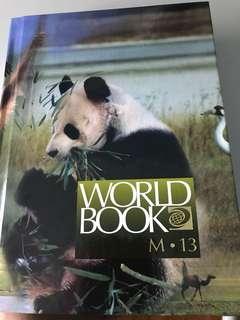 Complete World Book encyclopedia set 2009