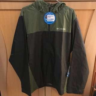 Columbia jacket Waterproof Sportswear 防水風衣 雨衣 男裝 中性服飾