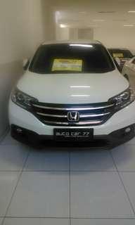 Honda CRV 2,4