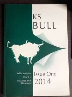 KS Bull GP Model Essays