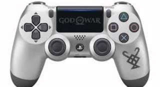 God of war controllers