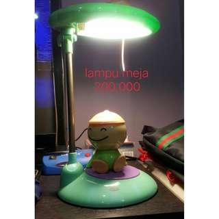 Lampu belajar lampu baca anak 3in1