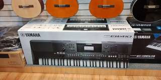 Keyboard Yamaha PSR EW 410 ( Kredit )