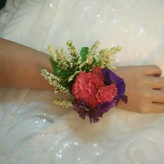 Corsage for Bride/Bridemaids