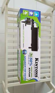 OHF filter for fish tanks