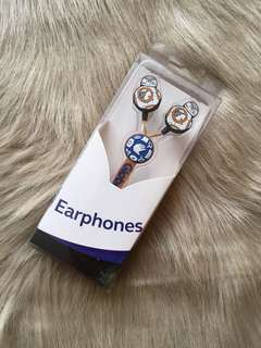GLOBE Earphones