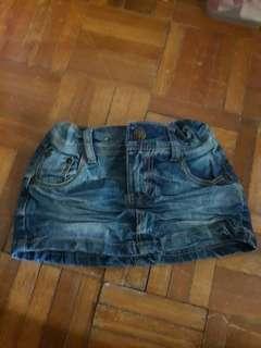 Baby Skirt Jeans