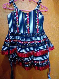 SLIGHTLY GOWNED DRESS FOR KIDS/GIRL
