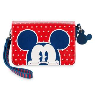 Mickey Mouse Americana Crossbody Bag for Kids